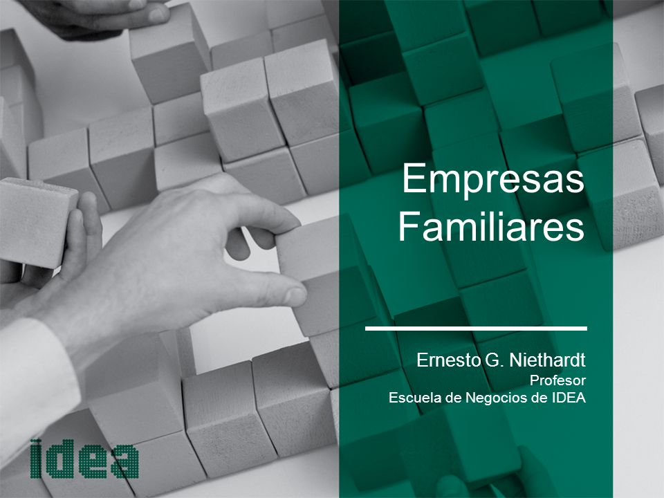 PYME = EMPRESA FAMILIAR (?)
