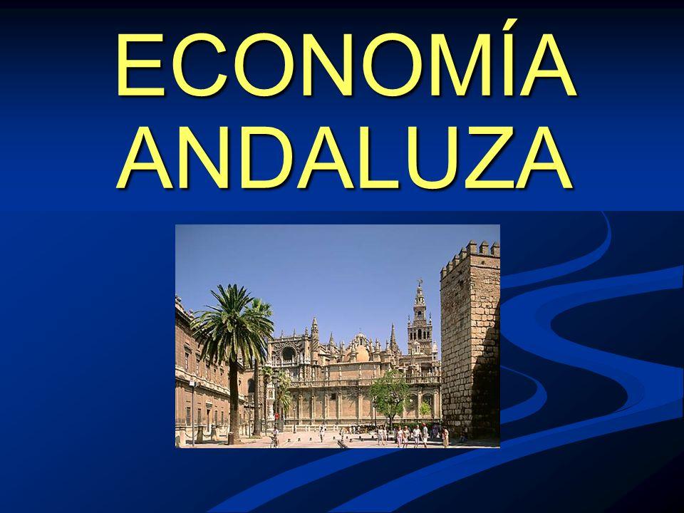 GEOGRAFÍA Andalucía tiene una extensión de 87.597 km cuadrados.