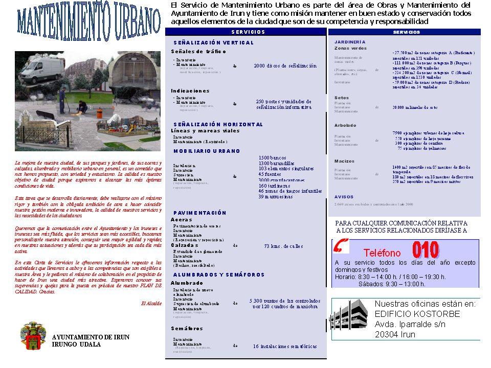 PLAN DE CALIDAD 6.- EDUCACIÓN, CULTURA Y JUVENTUD 6/ 1 Actividades culturales 6/2 Biblioteca 6/ 3 OIJ ÁREA S.G.
