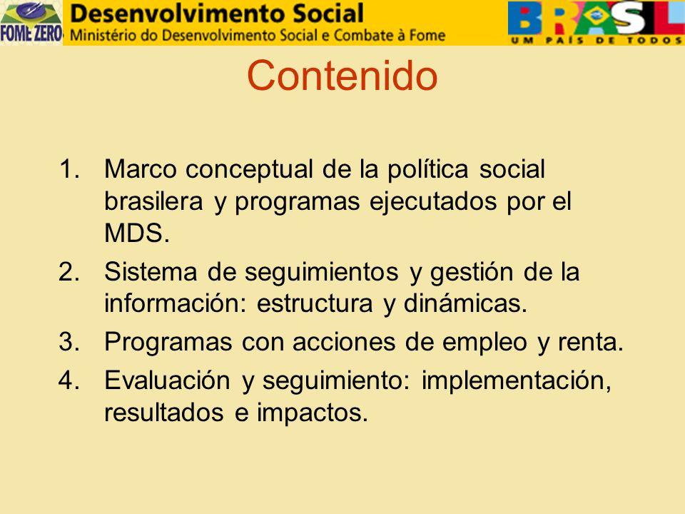 La construcción del desarrollo con justicia social, en el sentido de políticas publicas, garantiza a los ciudadanos la oportunidad y la capacidad de aprovechar sus potencialidades y recursos para reducir la incertidumbre y la inseguridad en sus vidas.
