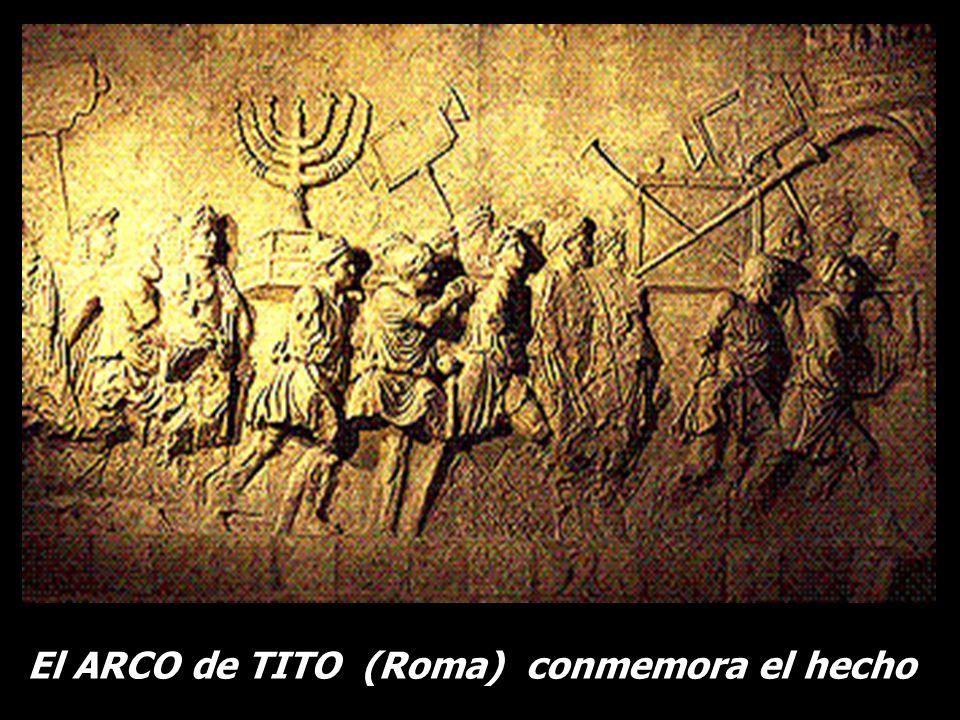 Quedan ruinas y excavaciones Templo (muro sur) En el año 70 d.C. el Emperador TITO destruyó completamente este hermoso Templo Hoy solo quedan ruínas
