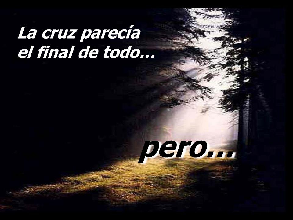 1º.LA RESURRECCIÓN DEL SEÑOR ES LA DEFINITIVA ACCIÓN SALVADORA DE DIOS 1º.