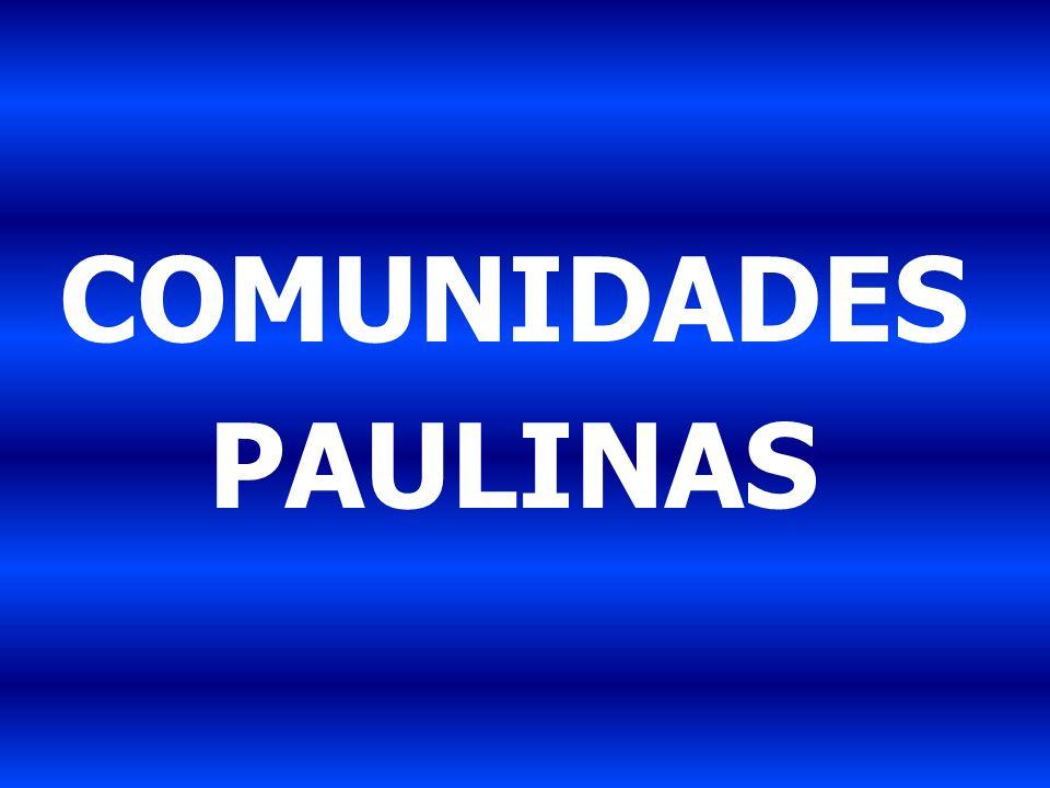 COMUNIDADES PAULINAS