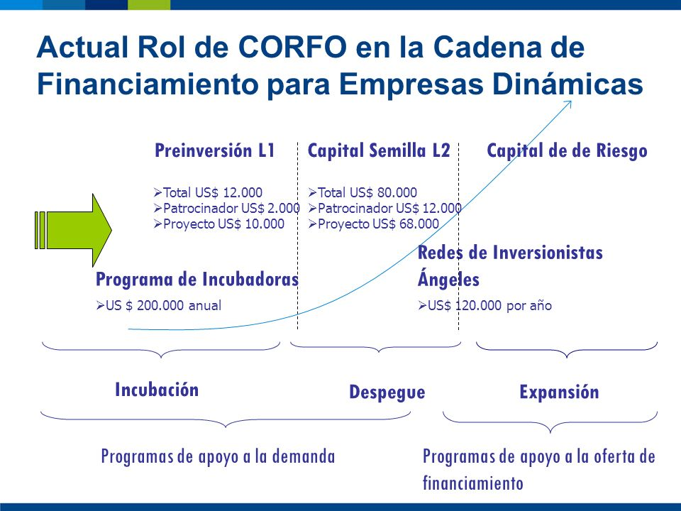 Capital de Riesgo Corporativo (En Estudio)