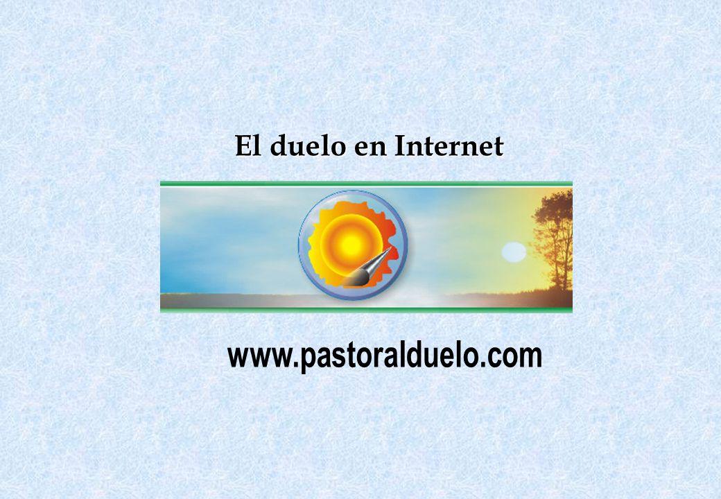 El duelo en Internet