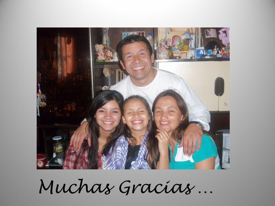 MuchasGracias …