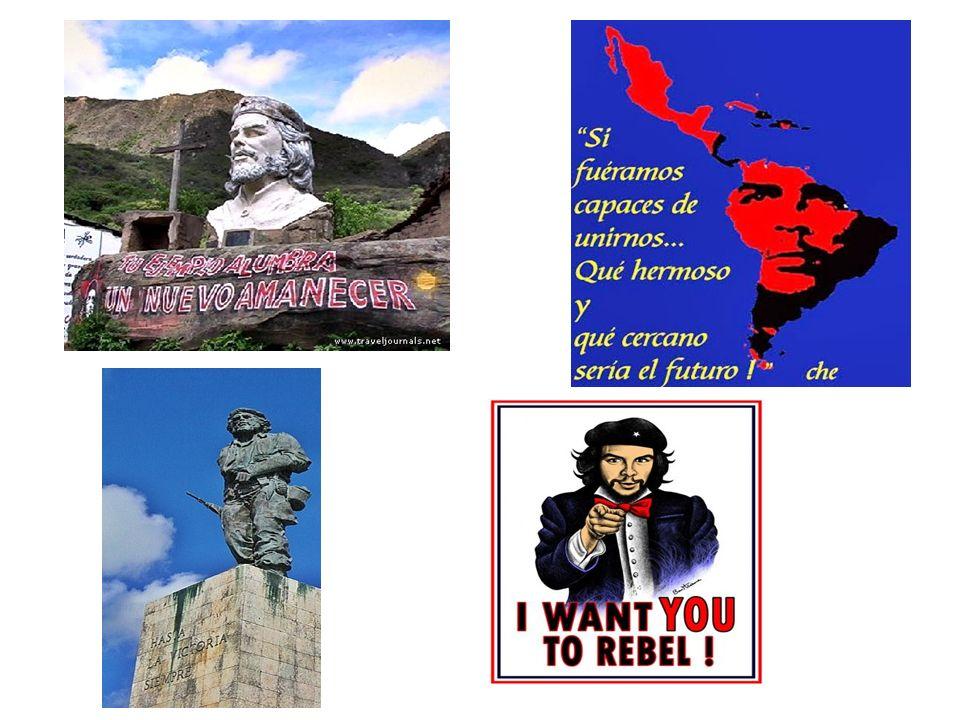 Citas Che Guevara * … y sobre todo, sean siempre capaces de sentir en lo más hondo cualquier injusticia cometida en cualquier parte del mundo.