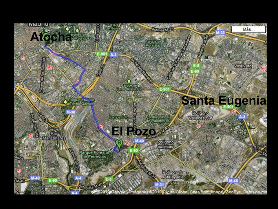 Atocha El Pozo Santa Eugenia