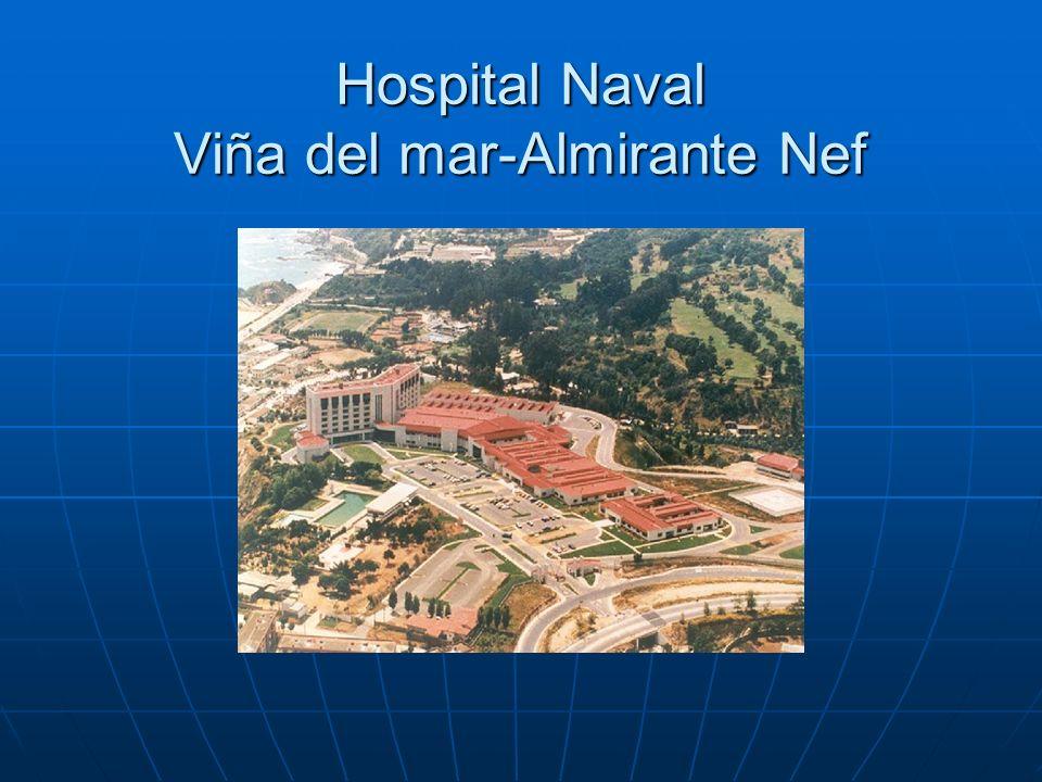 Hospital Naval Viña del mar-Almirante Nef