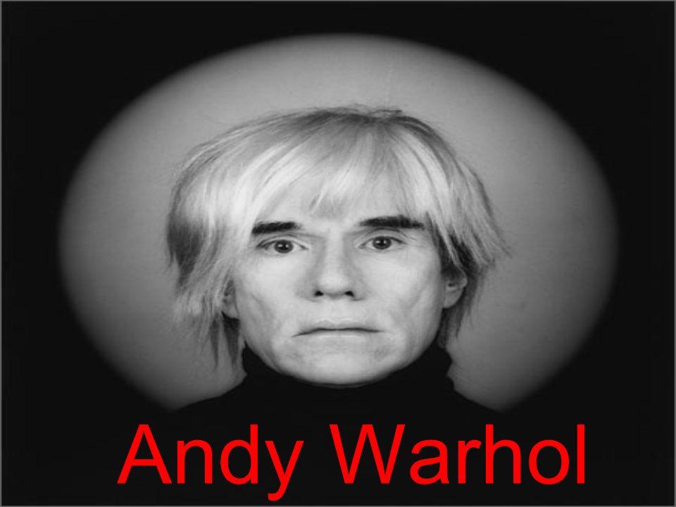 Andrew Warhola más comúnmente conocido como Andy Warhol, fue un artista plástico y cineasta estadounidense que desempeñó un papel crucial en el nacimiento y desarrollo del pop art.