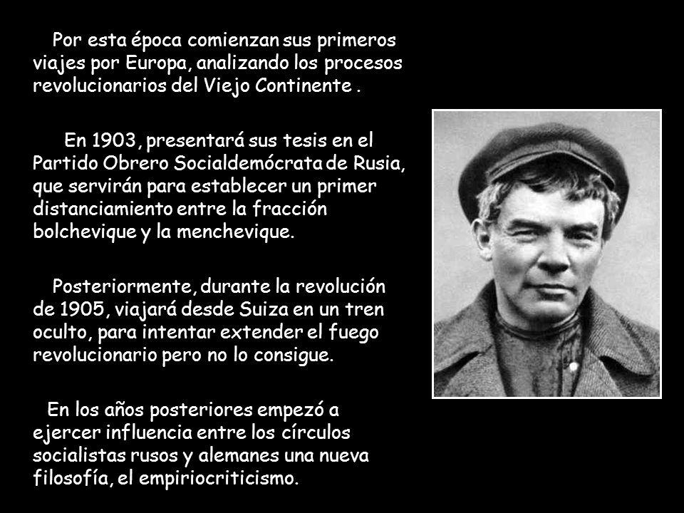 Internacional comunista En marzo de 1919, Lenin y otros líderes bolcheviques junto a varios marxistas revoluciona rios de todo el mundo crearon la Tercera Internacional, también conocida como Internacional Comunista, cuyos miembros, se escindían del más amplio movimiento socialista identificado con la Segunda Internacional.