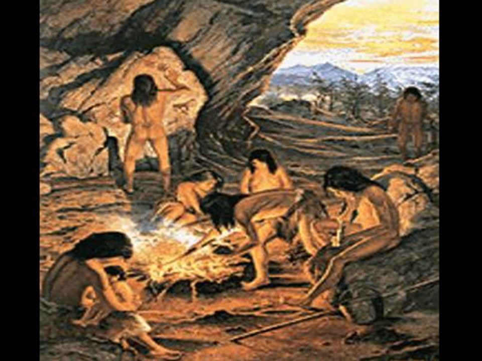 La Edad Antigua Alrededor del año 3000 a.C.