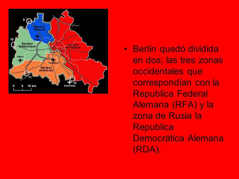 El plan de la construcción del Muro de Berlín fue un secreto de estado de la administración de la RDA.