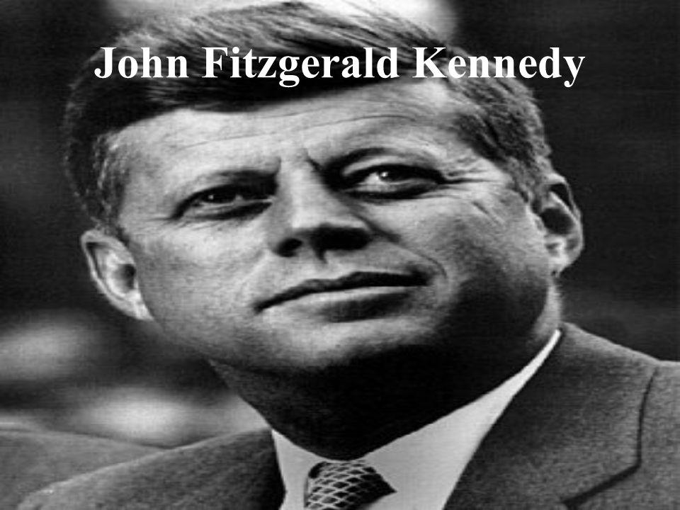 JFK John Fitzgerald Kennedy nació en Brooklin, Massachussets, el 29 de mayo en 1917.