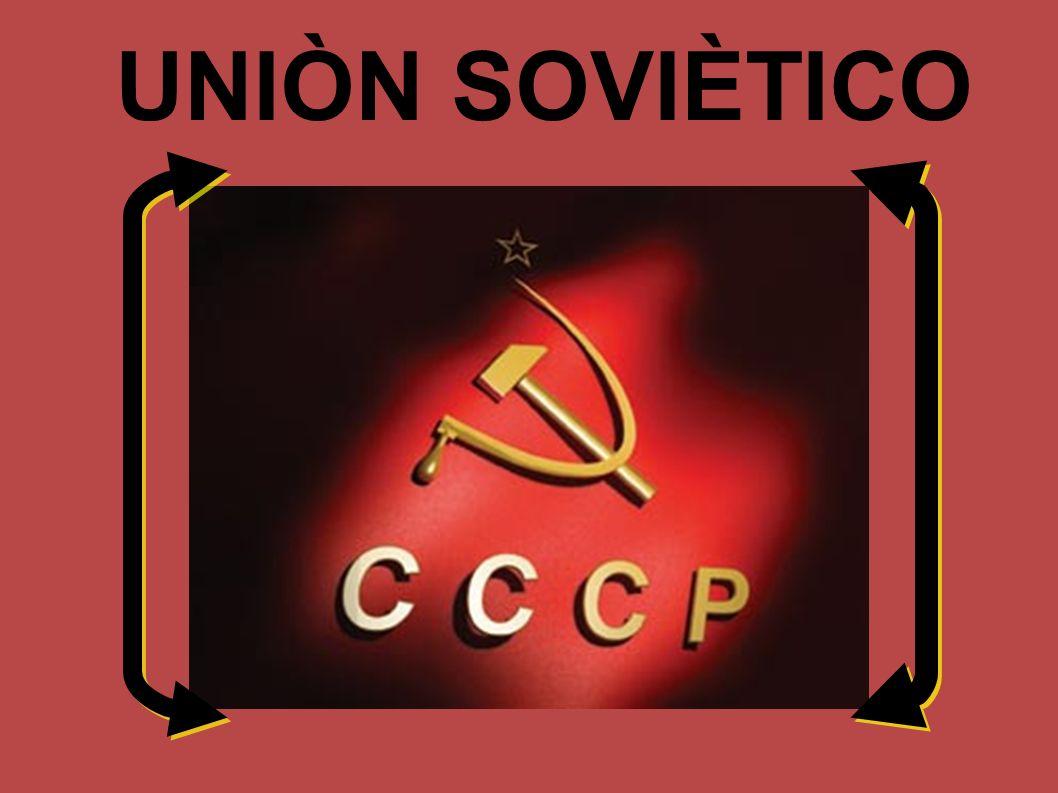 UNIÒN SOVIÈTICO