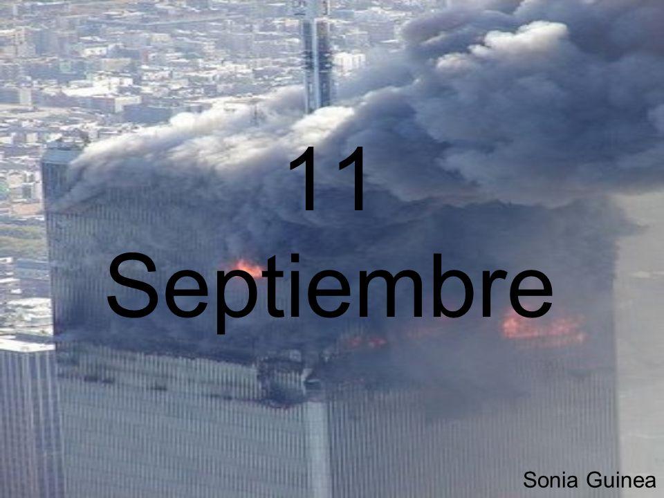 El Martes 11 de Septiembre aproximadamente a las 9:00 a.m.