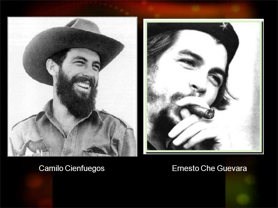 Camilo CienfuegosErnesto Che Guevara