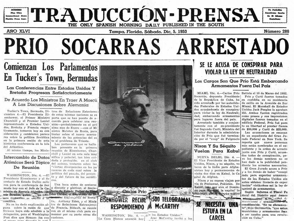 Frente a esta decisión, Estados Unidos presionó a los demás países de América Latina y logró que expulsaran a Cuba de la Organización de Estados Americanos y rompieran relaciones con su gobierno.