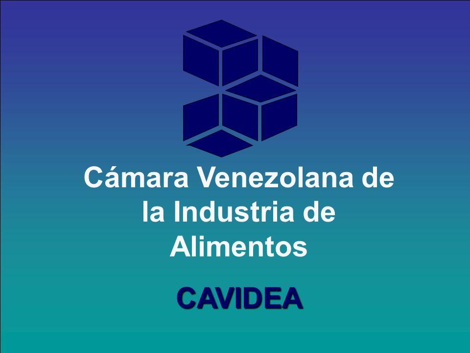 Cámara Venezolana de la Industria de AlimentosCAVIDEA