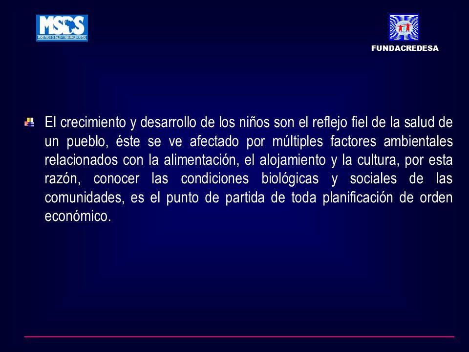 Fuente: Proyecto Venezuela.Muestra Nacional. Fundacredesa.