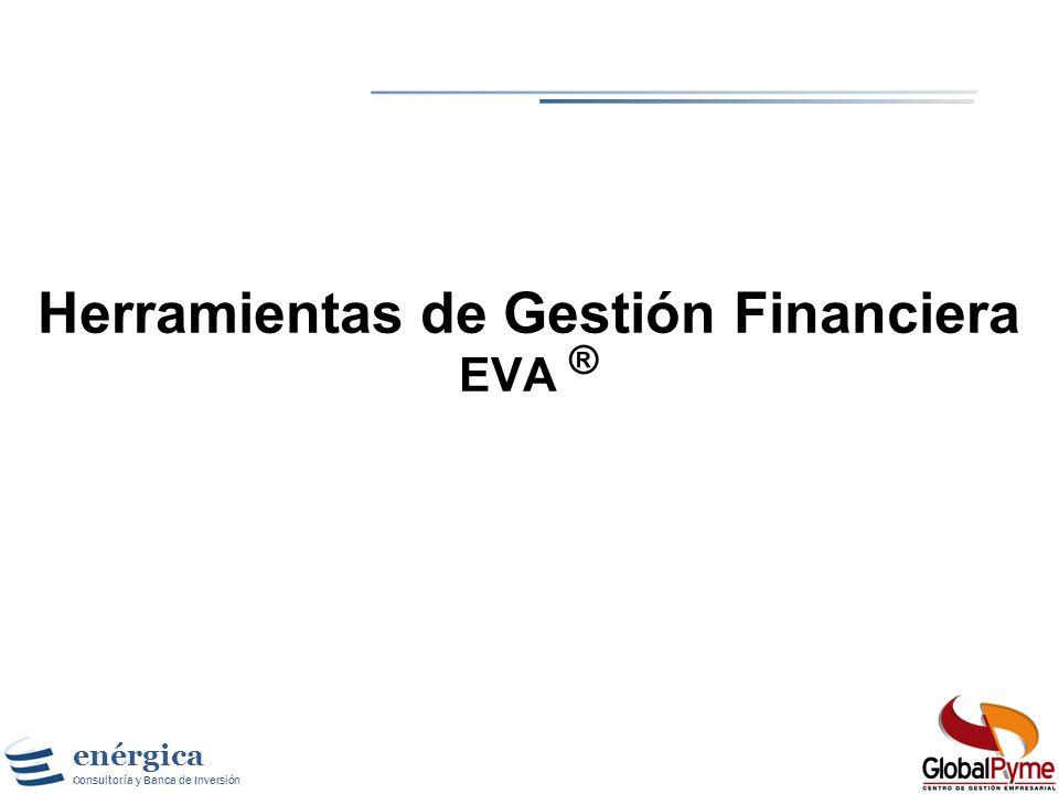enérgica Consultoría y Banca de Inversión Escogiendo una Tasa de Corte Tanto el costo de equity como el costo de capital pueden ser usados como tasa d