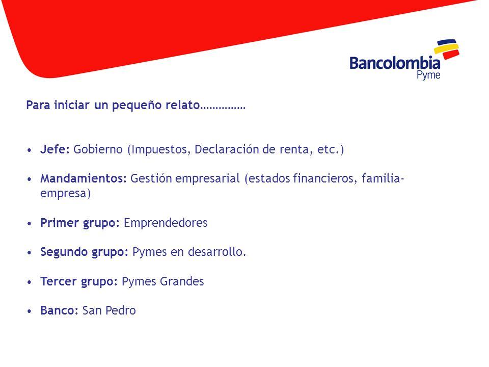 FINANCIACIÓN EN DOLARES: El Grupo Bancolombia ofrece desde Colombia y sus filiales en el exterior: Bancolombia Miami Agency, Bancolombia Panamá y Bancolombia Puerto Rico.