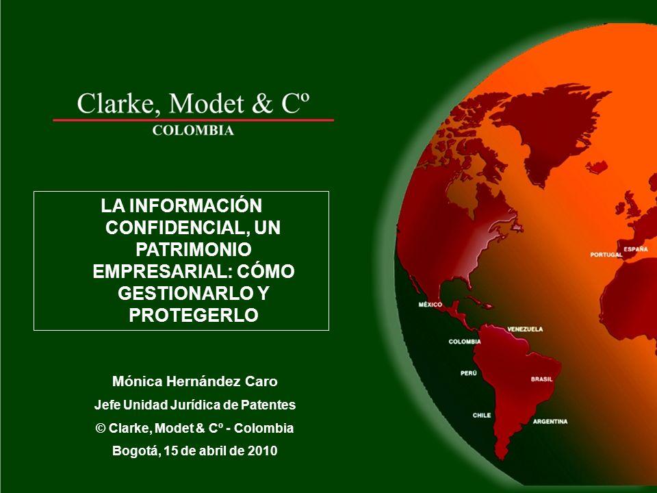 © 2008 Clarke, Modet & Co.Todos los derechos reservados.
