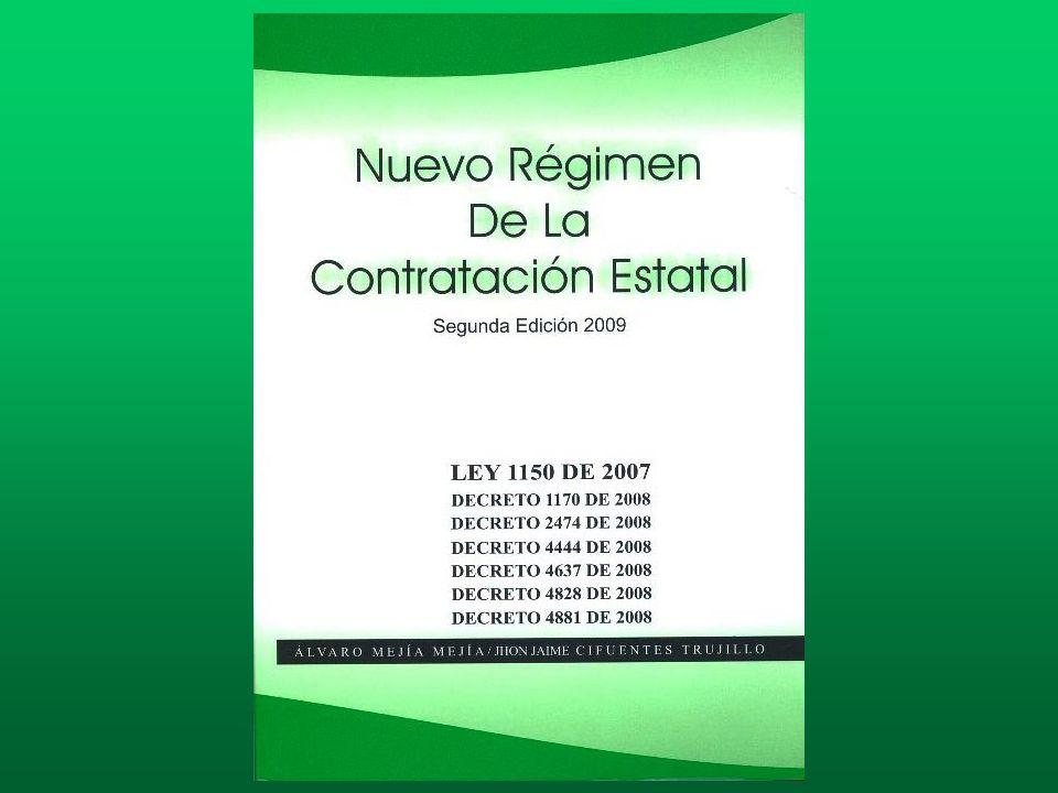 B.CONT. DIRECTA CAUSALES CONTRATACIÓN DIRECTA a) Urgencia manifiesta.