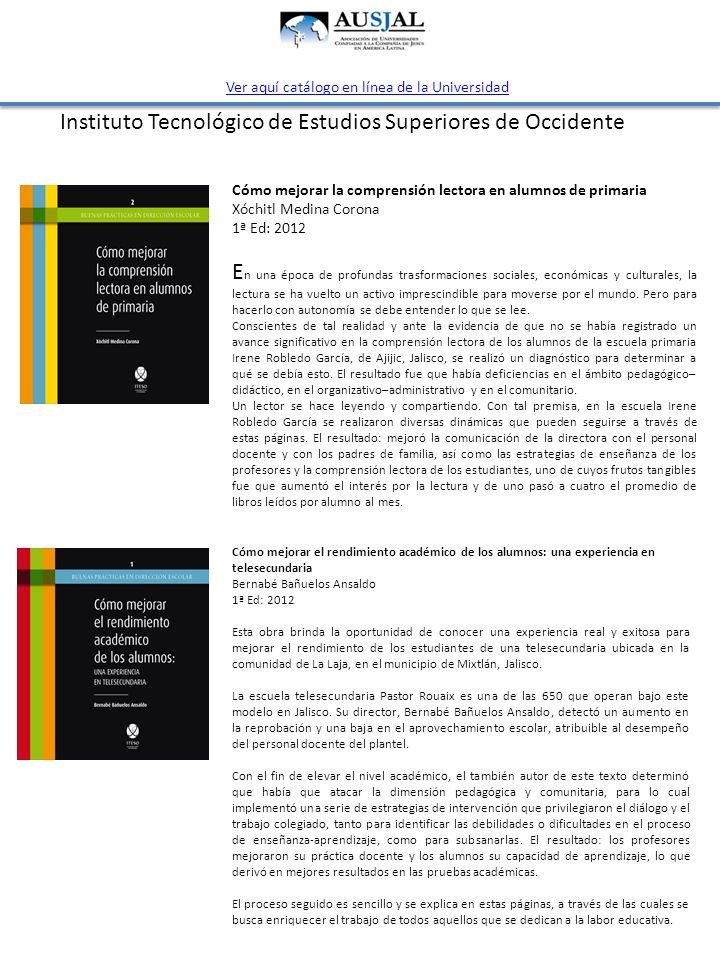 Cómo mejorar la comprensión lectora en alumnos de primaria Xóchitl Medina Corona 1ª Ed: 2012 E n una época de profundas trasformaciones sociales, econ