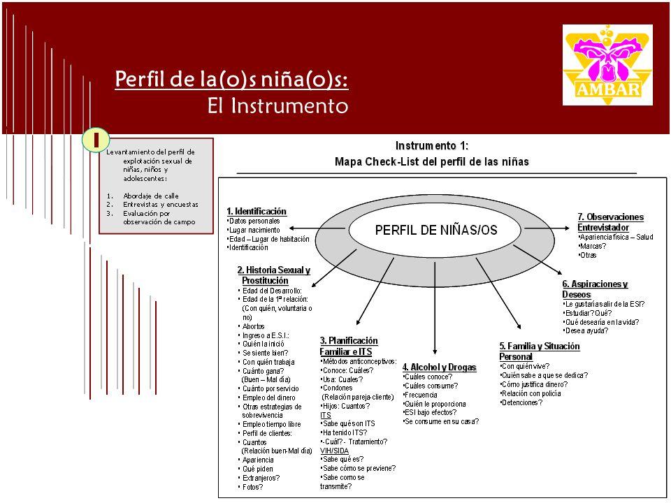 Mapeo de Sensibilidad: Resumen General Generar una matriz de opinión que permita la denuncia y aprensión de los abusadores, redes y explotadores.