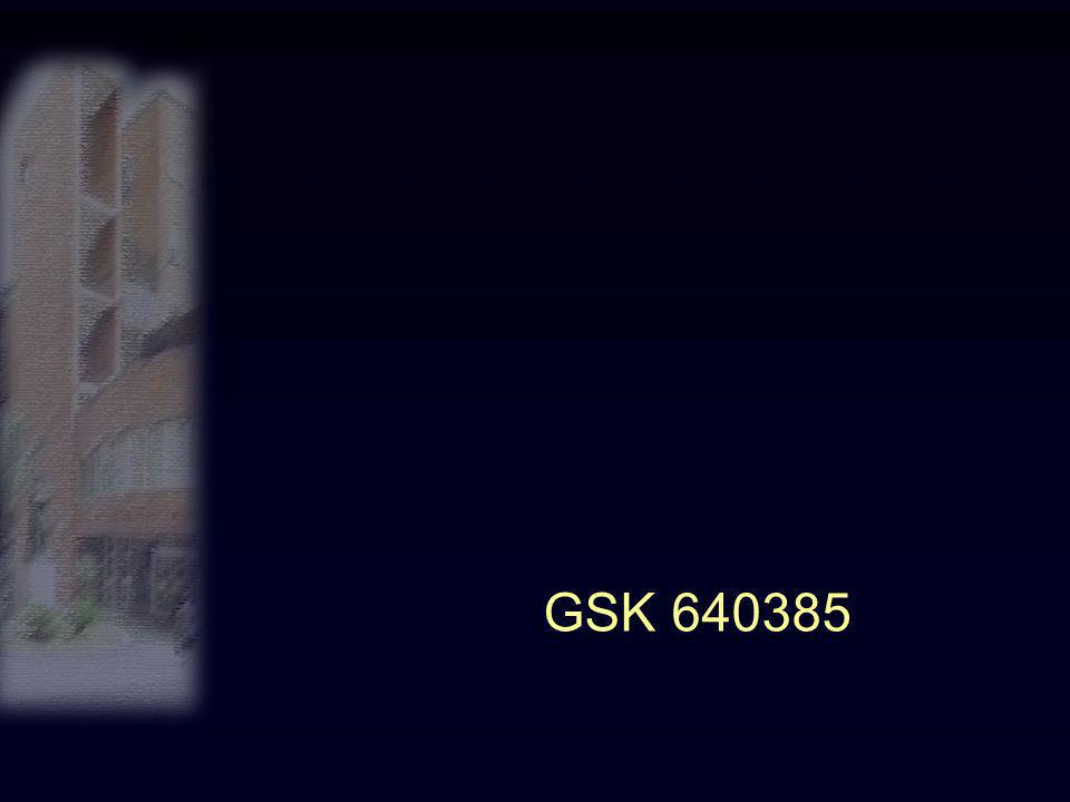 GSK 640385