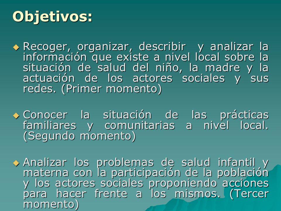 AIEPI Y EL DIAGNOSTICO LOCAL PARTICIPATIVO D L P ESTRATEGIA AIEPI COMPONENTE CLINICO COMPONENTE CLINICO COMPONENTE DE COMPONENTE DE ORGANIZACIÓN ORGAN
