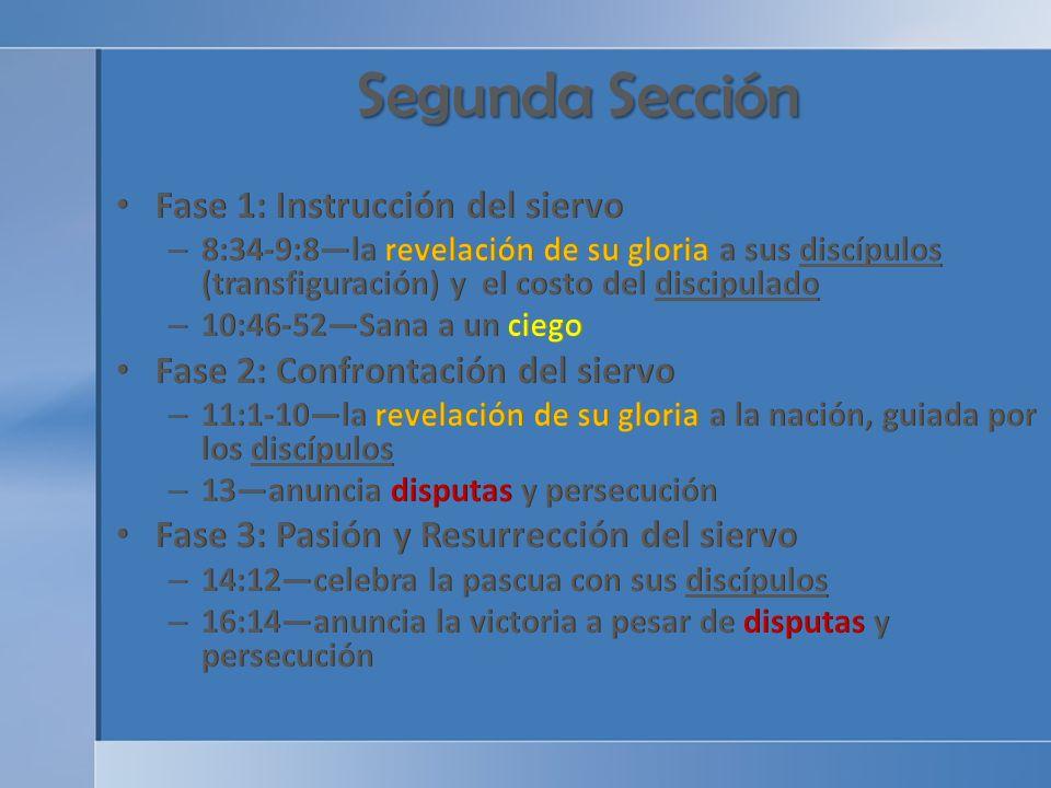 Segunda Sección