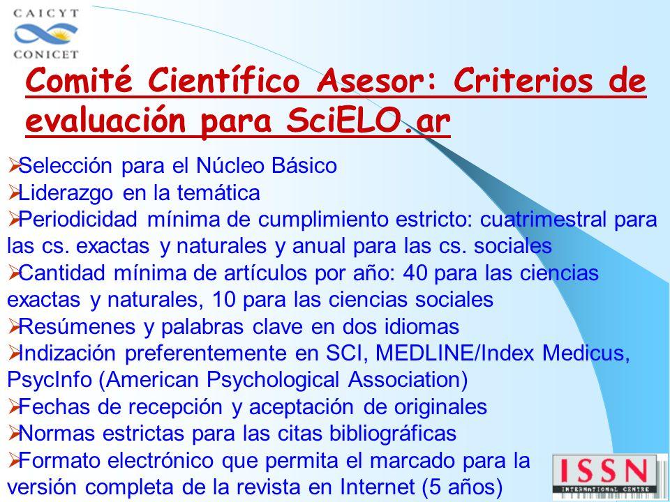 Selección para el Núcleo Básico Liderazgo en la temática Periodicidad mínima de cumplimiento estricto: cuatrimestral para las cs.