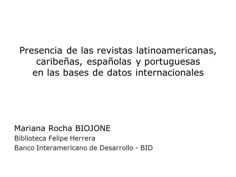 empezó en febrero de 2000 con dos títulos de revistas: Proceedings of the National Academy of Sciences y Molecular Biology of the Cell y tiene como objetivo permitir el acceso gratuito al texto completo de revistas en el área de ciencias de la vida 80 revistas en la base 16 revistas en proceso de inclusión NINGUNA de las revistas es de AL&C, España o Portugal Títulos de AL&C, España y Portugal indexados en el PUBMED Central (2002)