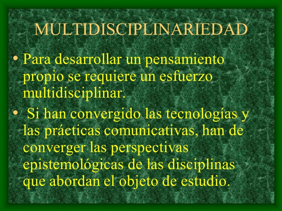 Retos Y Oportunidades No temer a los retos No aislarse No caer en la trampa de la mera asimilación instrumental de las TIC.