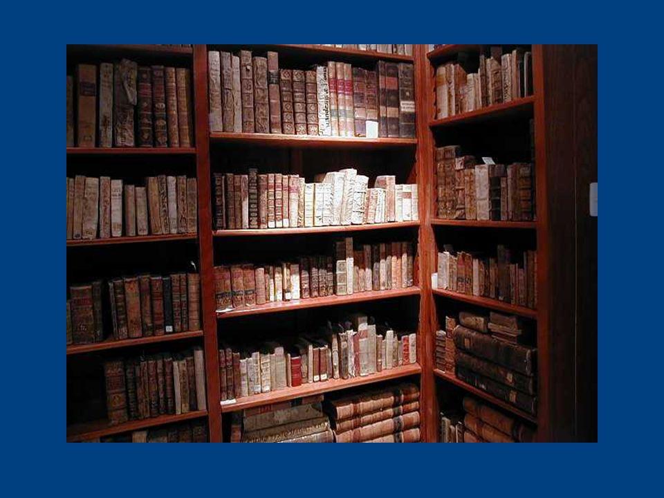 El fondo antiguo Conjunto documental y bibliográfico que es apreciado socialmente por los valores culturales y sociales que le distinguen.