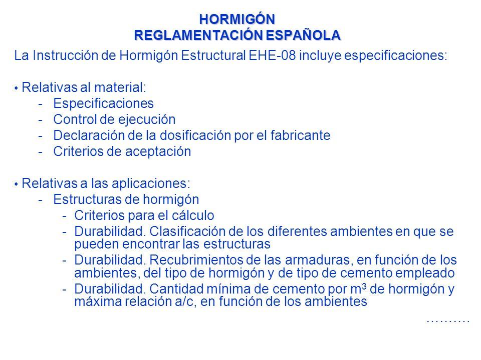 PLANTEAMIENTO GENERAL DEL ASEGURAMIENTO DE LA CALIDAD ASEGURAMIENTO DE LA CALIDAD = Cumplimiento de requisitos Mediante: CONTROL DE PRODUCCIÓN: Control de calidad unido al procedimiento de fabricación (Producto) y/o al procedimiento de realización (Proceso de Ejecución) = Autocontrol Cemento y Hormigón suministrado en obra: Se consideran Productos