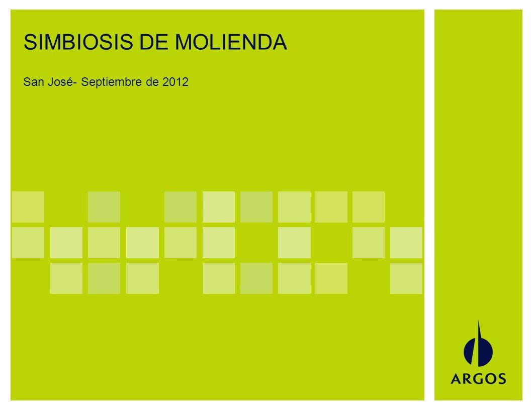 Título de la presentación 1 SIMBIOSIS DE MOLIENDA San José- Septiembre de 2012