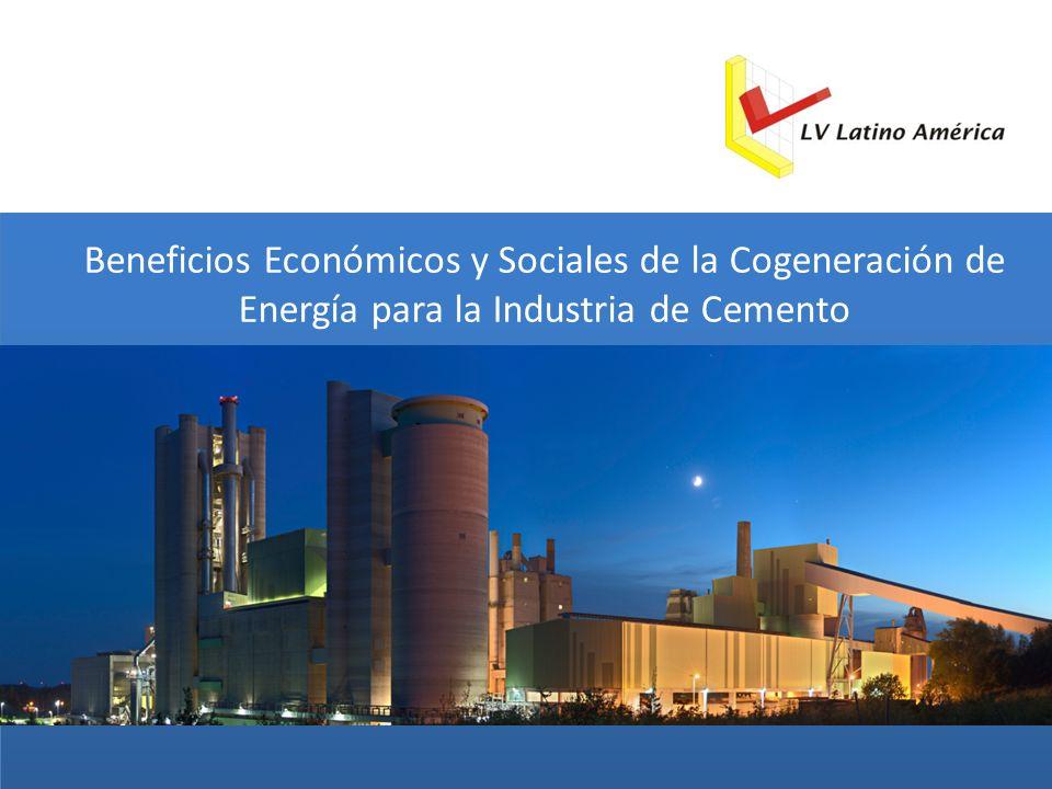 Seminário GRECO 2011 Beneficios Económicos y Sociales de la Cogeneración de Energía para la Industria de Cemento