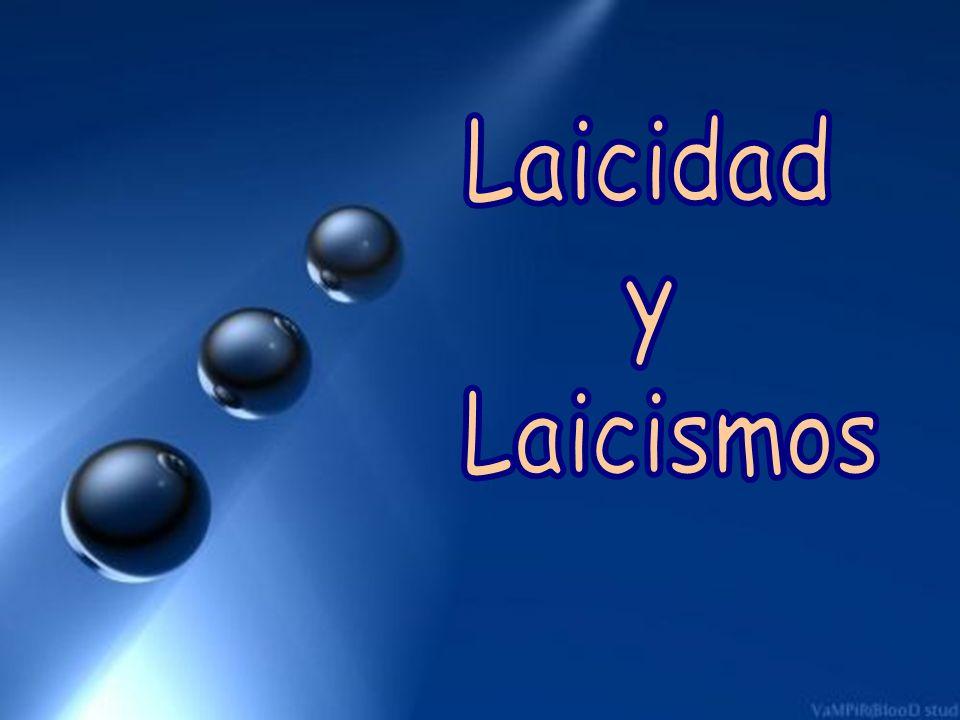 Debate: ¿El Estado español es Laico, es aconfesional?