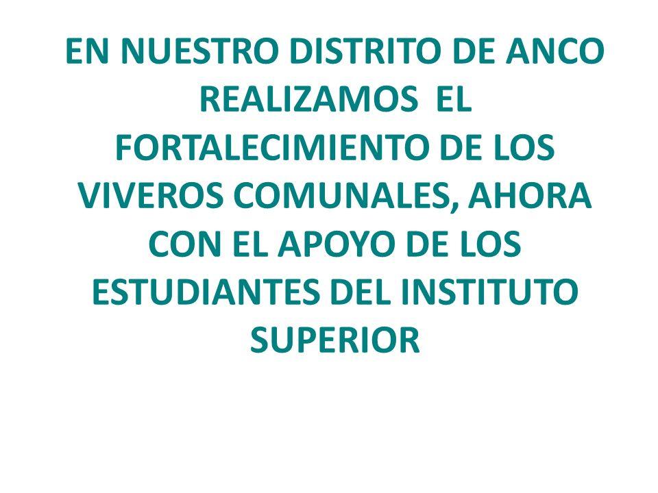 EN SAN RAMON, REGION JUNIN, SE LLEVO A CABO EL CURSO TALLER CON RESPECTO A : Marco normativo del ANA. Marco normativo del ANA. Medidas de protección d