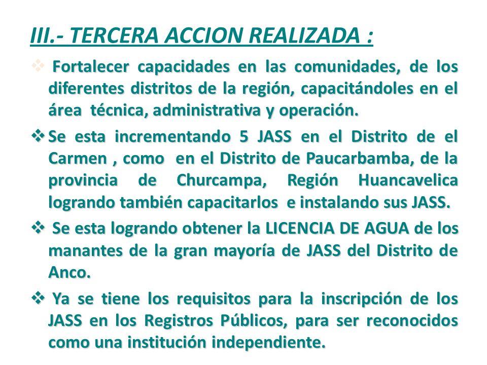 II.- SEGUNDA ACCION REALIZADA : En el cusco nos reunimos los integrantes de la macrorregión centro y nos pusimos de acuerdo que en el mes de noviembre