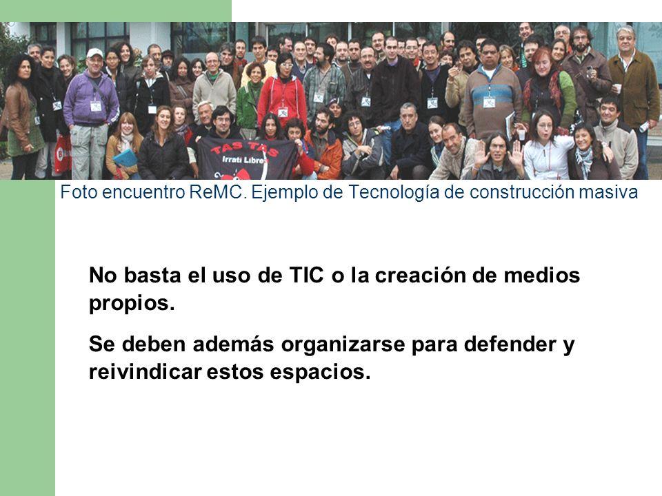 Foto encuentro ReMC.