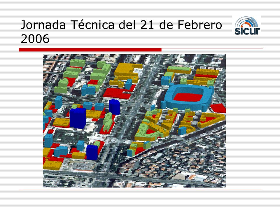 Jornada Técnica del 21 de Febrero 2006