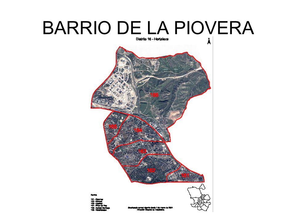 BARRIO DE LA PIOVERA