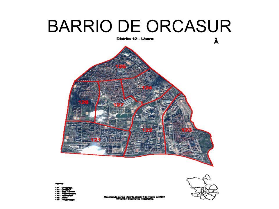 BARRIO DE ORCASUR