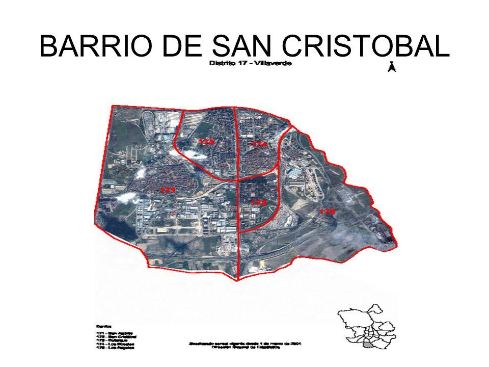 BARRIO DE SAN CRISTOBAL