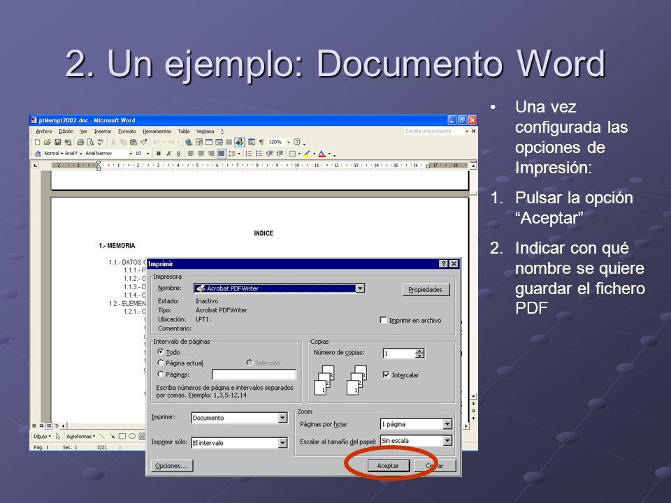 Finalmente se obtiene un fichero PDF