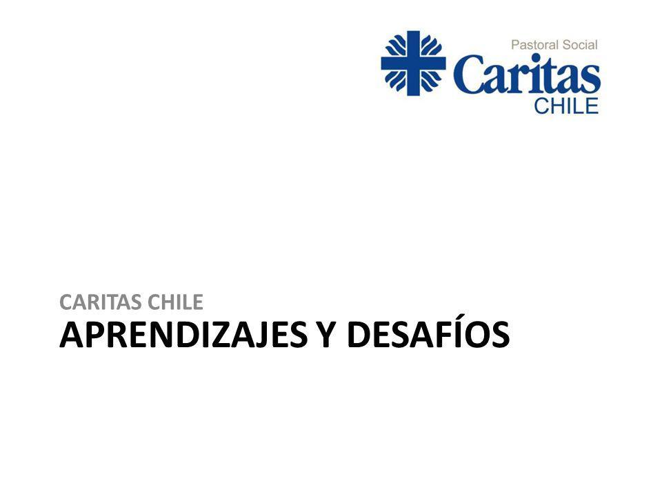 APRENDIZAJES Y DESAFÍOS CARITAS CHILE
